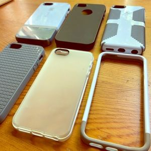 iPhone 5/5s/SE Cases :: Speck & others